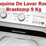 Máquina De Lavar Roupa Brastemp 9 Kg