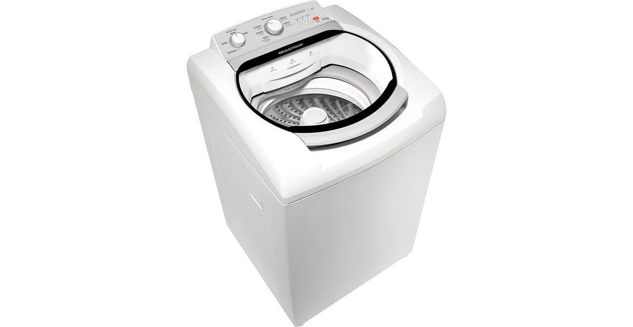Maquina de Lavar Brastemp 9 Kg BWS09ABBNA