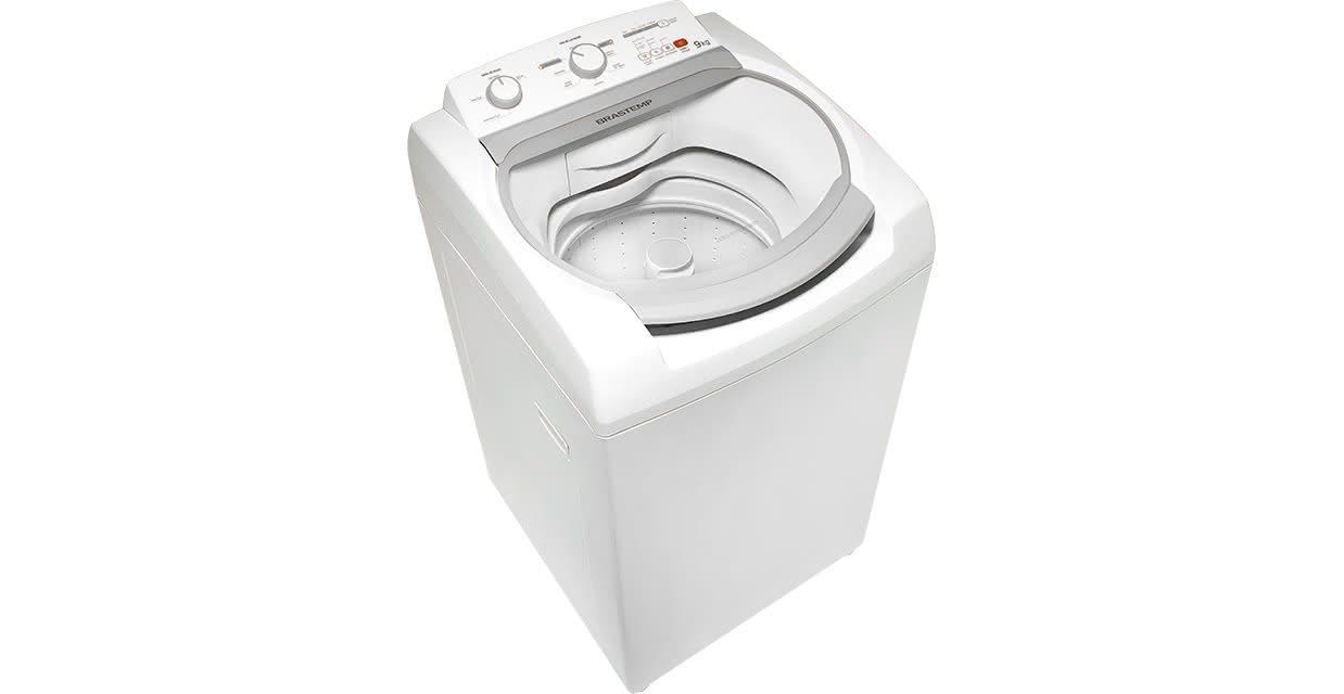 Maquina de Lavar Brastemp 9 kg BWJ09AB