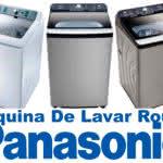 Máquina De Lavar Roupa Panasonic Inverter