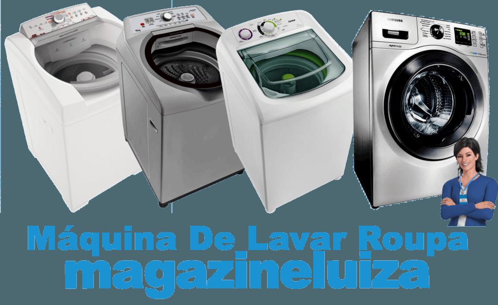 foto de Magazine Luiza Máquina De Lavar Roupa: Consul Electrolux