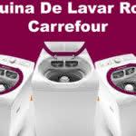 Máquina De Lavar Roupa Carrefour