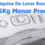 Máquina De Lavar Roupa 15Kg Menor Preço