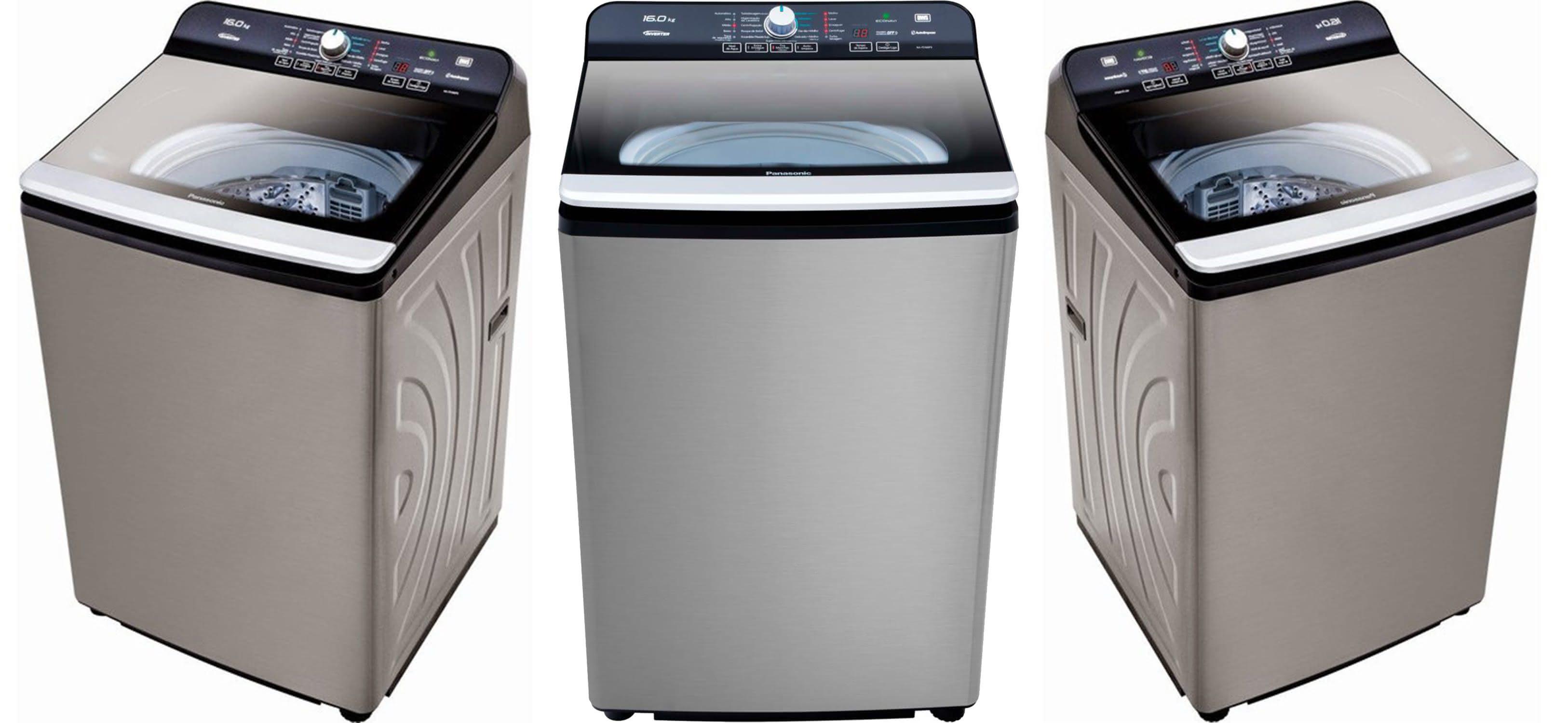 Máquina De Lavar Roupas Panasonic